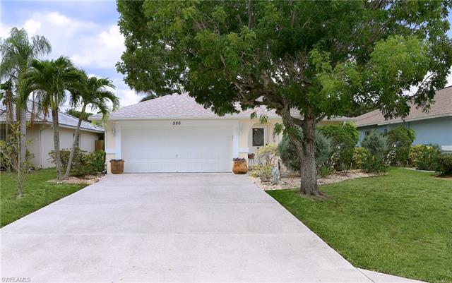 586 102nd AVE N, Naples Park in Collier County, FL 34108 Home for Sale
