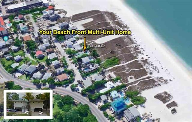 6030 Gulf RD, Fort Myers Beach, Florida