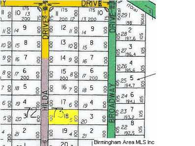 Lot 5 HILDA DR MCCALLA, AL 35111