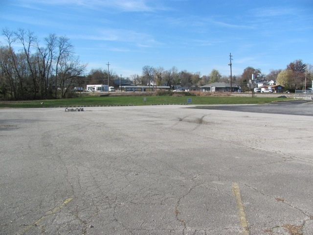 3.23 acres in Bedford, Indiana