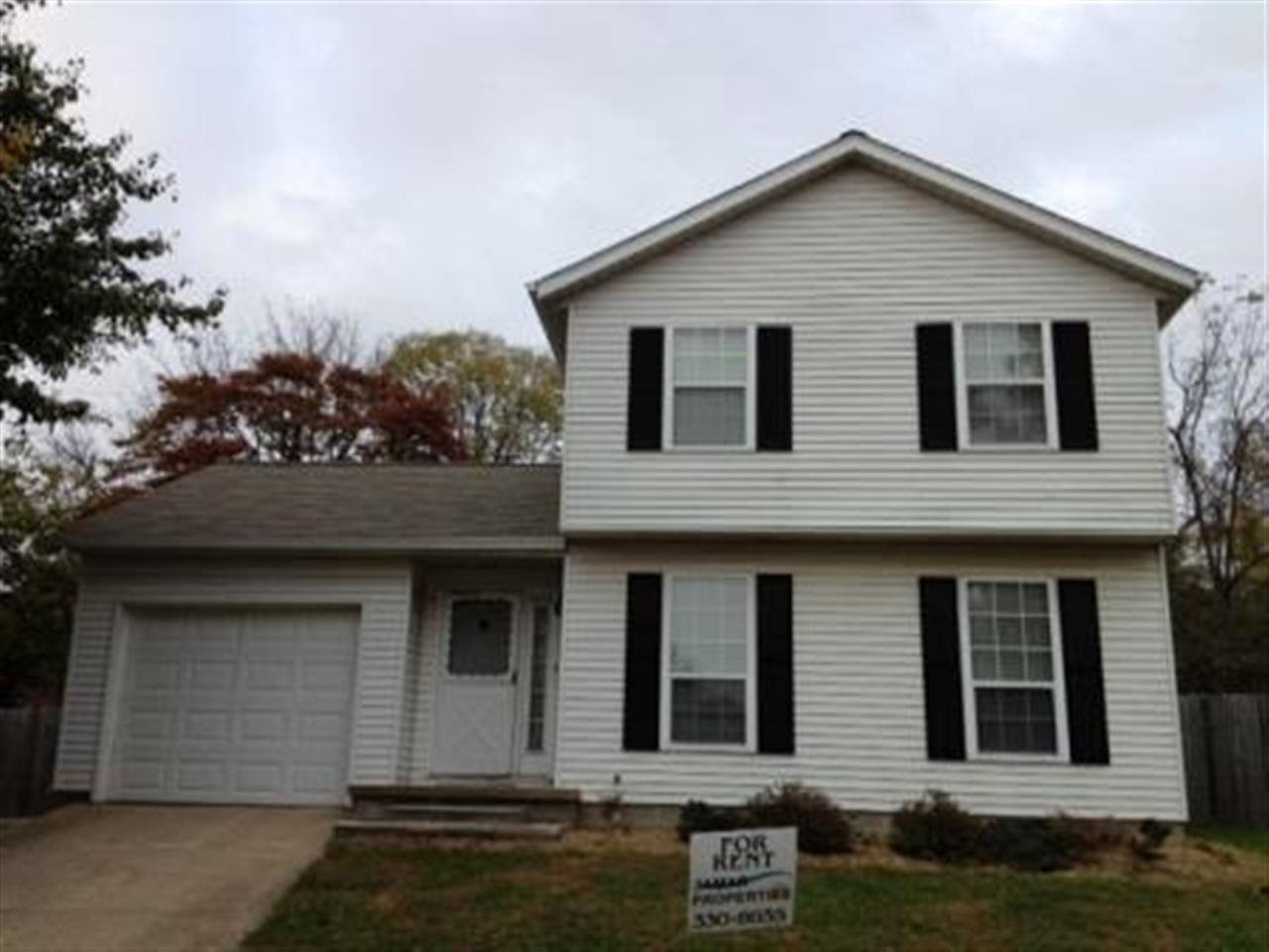 Rental Homes for Rent, ListingId:26744201, location: 1603 S Pinestone CT. Bloomington 47401