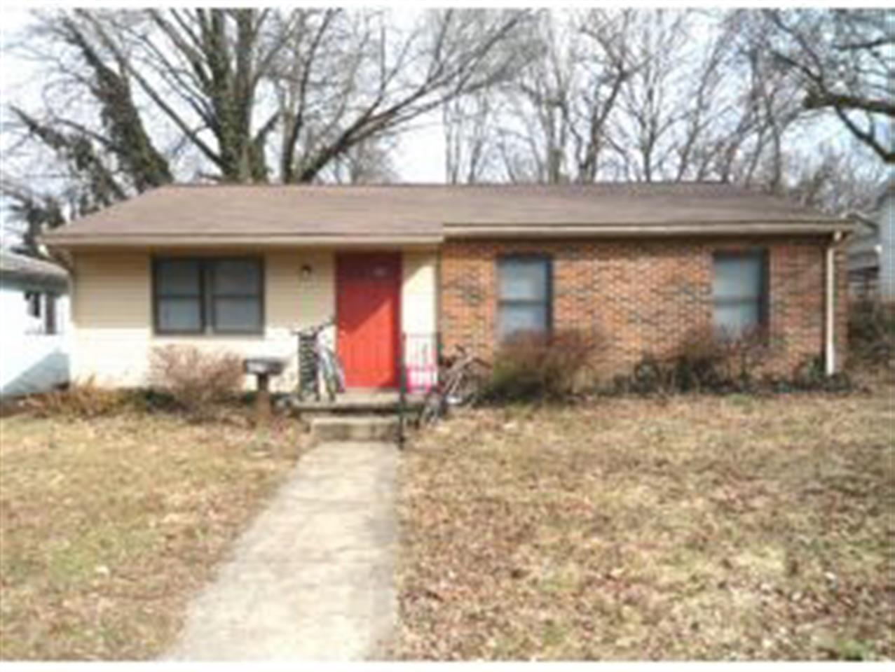 Rental Homes for Rent, ListingId:27800058, location: 424 N Roosevelt Bloomington 47408