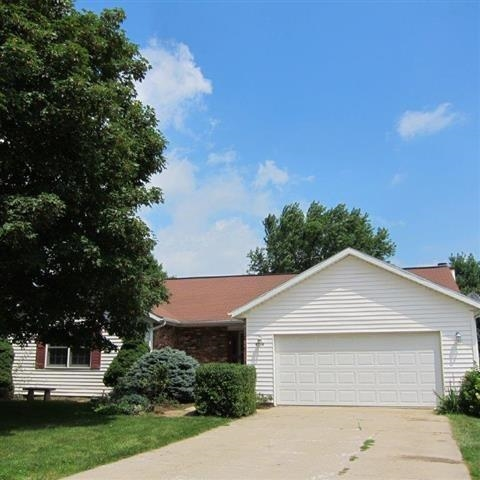 Rental Homes for Rent, ListingId:28836281, location: 4124 Briar Gate Drive Bloomington 47404
