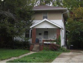 Rental Homes for Rent, ListingId:30635869, location: 421 E 1st St Bloomington 47401