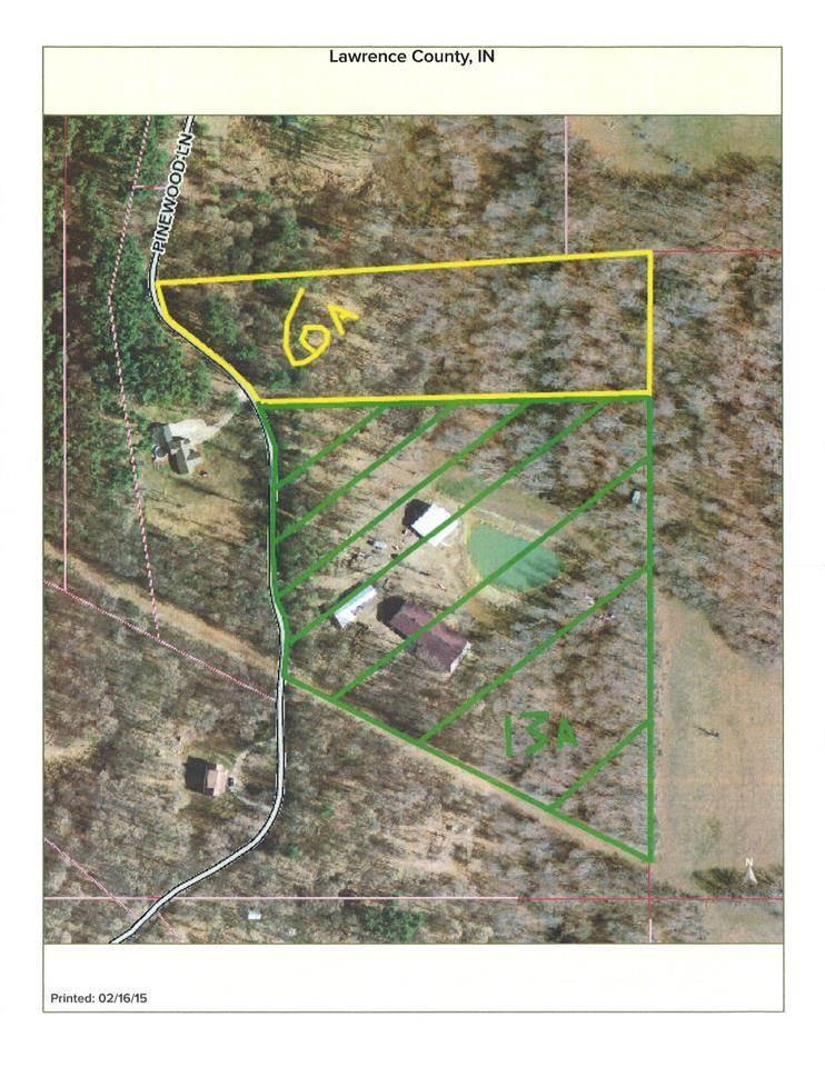 6 acres Springville, IN