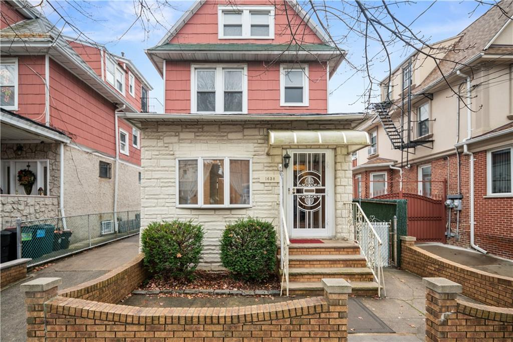 1638 70 Street, Brooklyn-Borough Park, New York