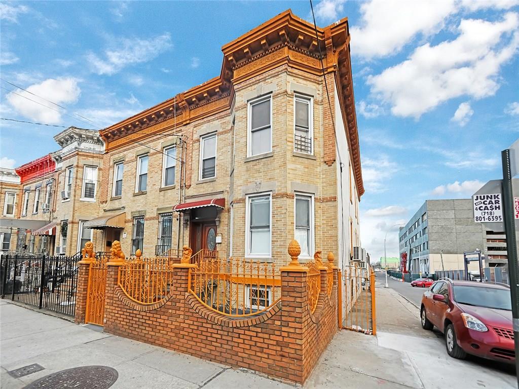 221 Logan Street, Brooklyn Cypress Hills, New York