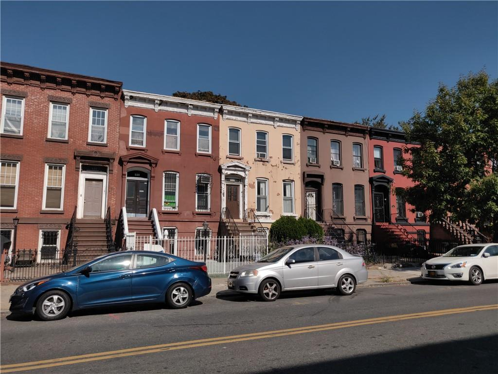 537 Halsey Street, Brooklyn-Crown Heights, New York