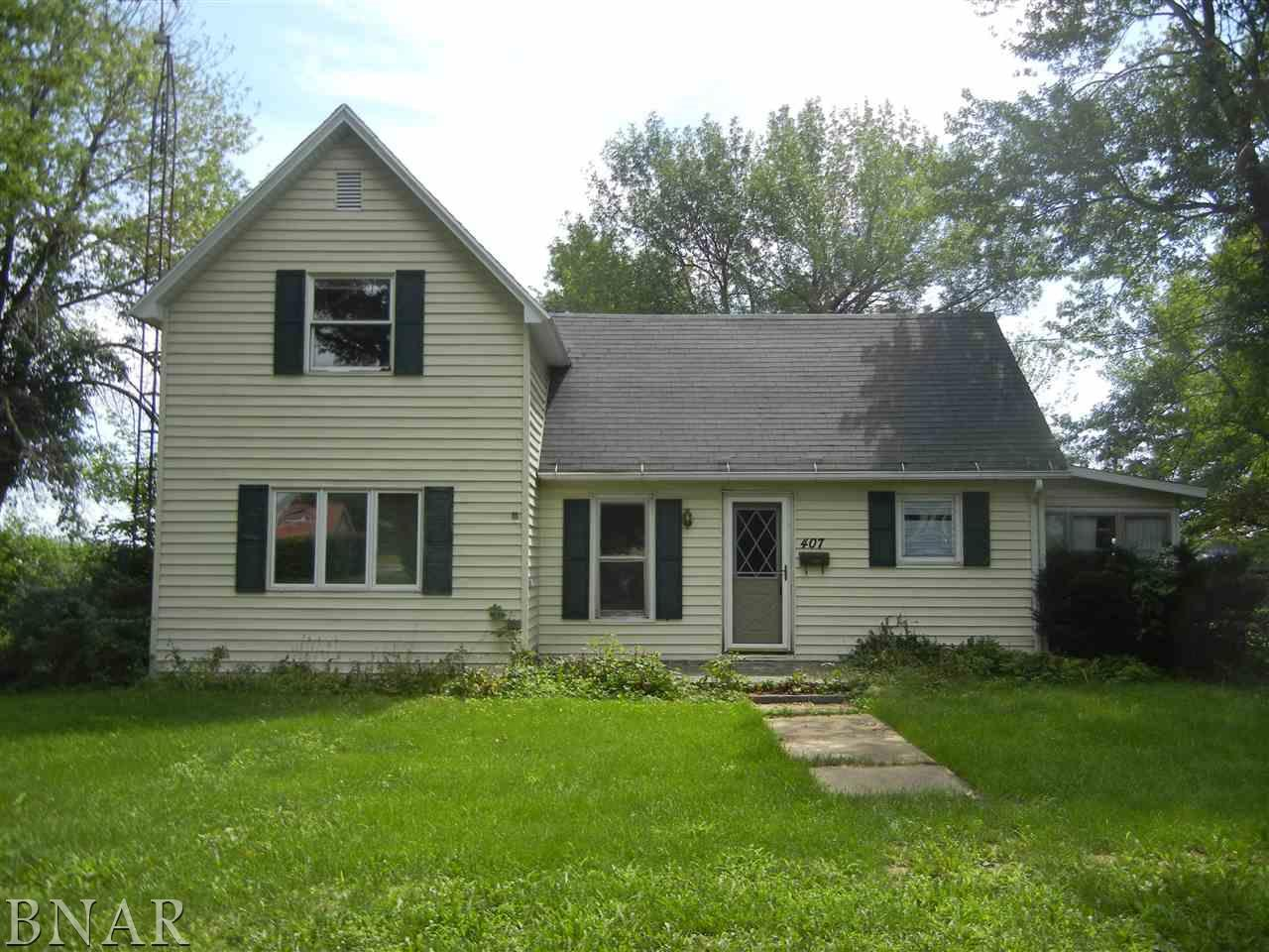 Photo of 407 N Walnut  Arrowsmith  IL