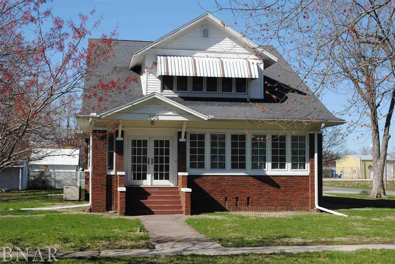 Photo of 208 E South  Flanagan  IL