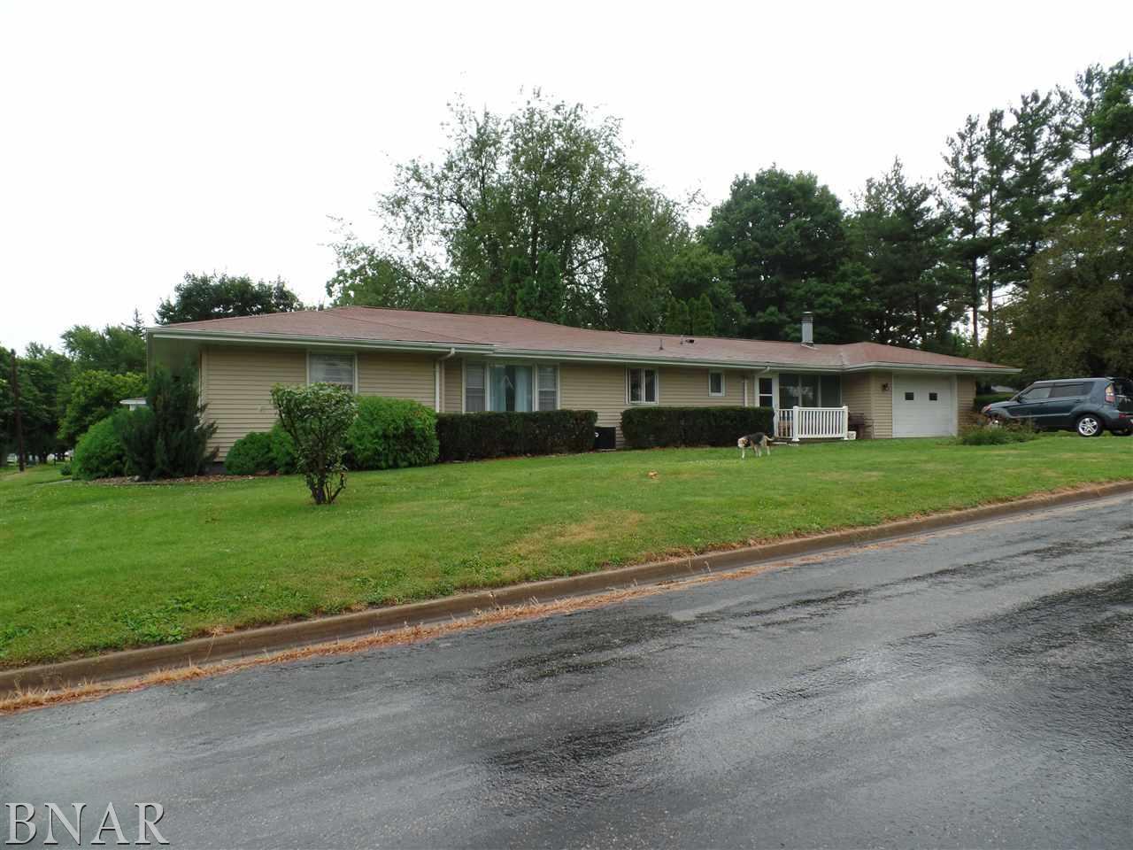 406 N Center St, Colfax, IL 61728
