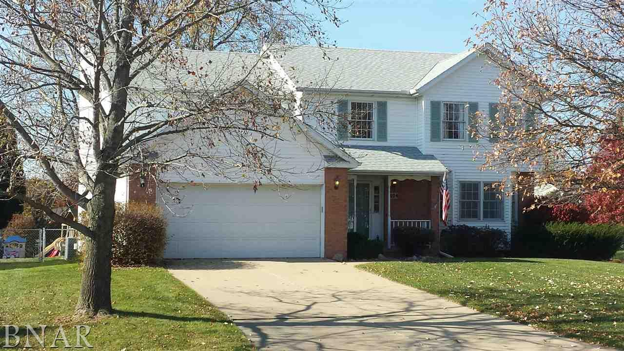 Photo of 604 N East St  Hudson  IL