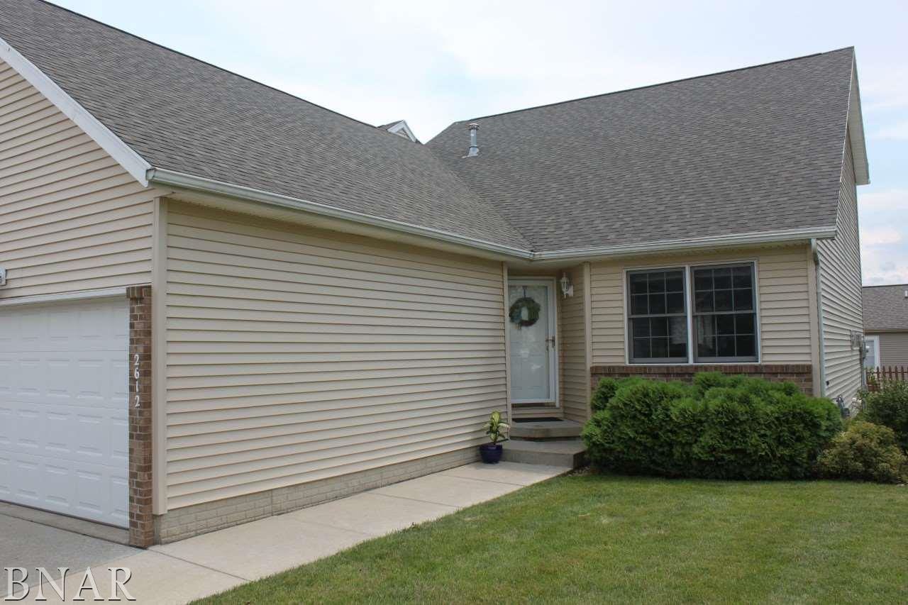 Photo of 2612 Westbrook Drive  Bloomington  IL