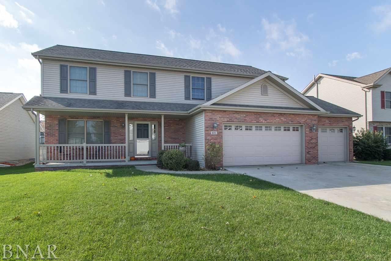401 Gambel Ct, Normal, IL 61761