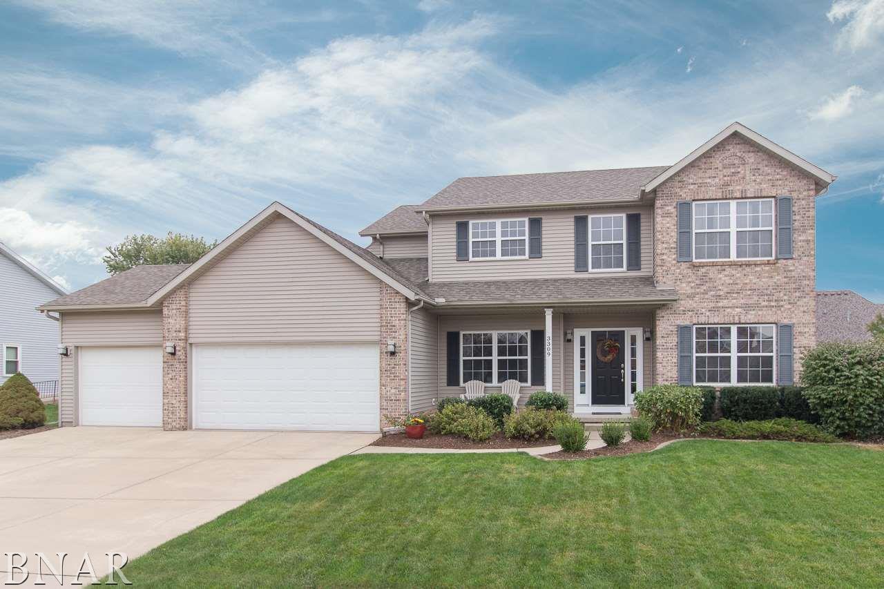 3309 Peppertree Ln, Bloomington, IL 61704