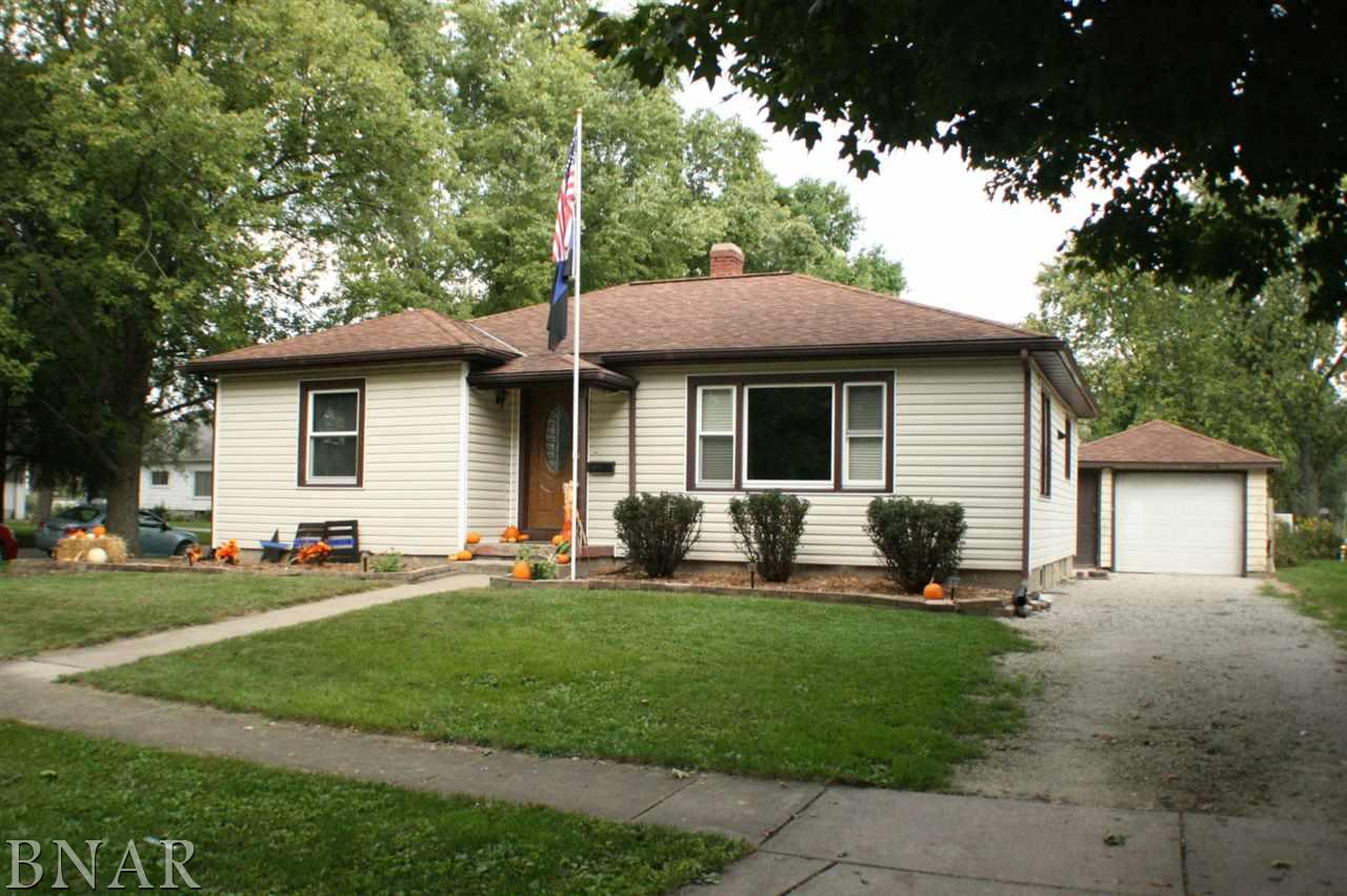 Photo of 423 N Beech St  Forrest  IL