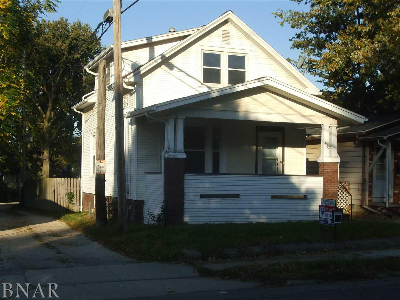 Photo of 406 N Clinton  Bloomington  IL