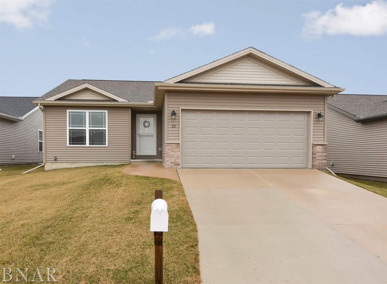 Photo of 15 Barclay Court  Bloomington  IL