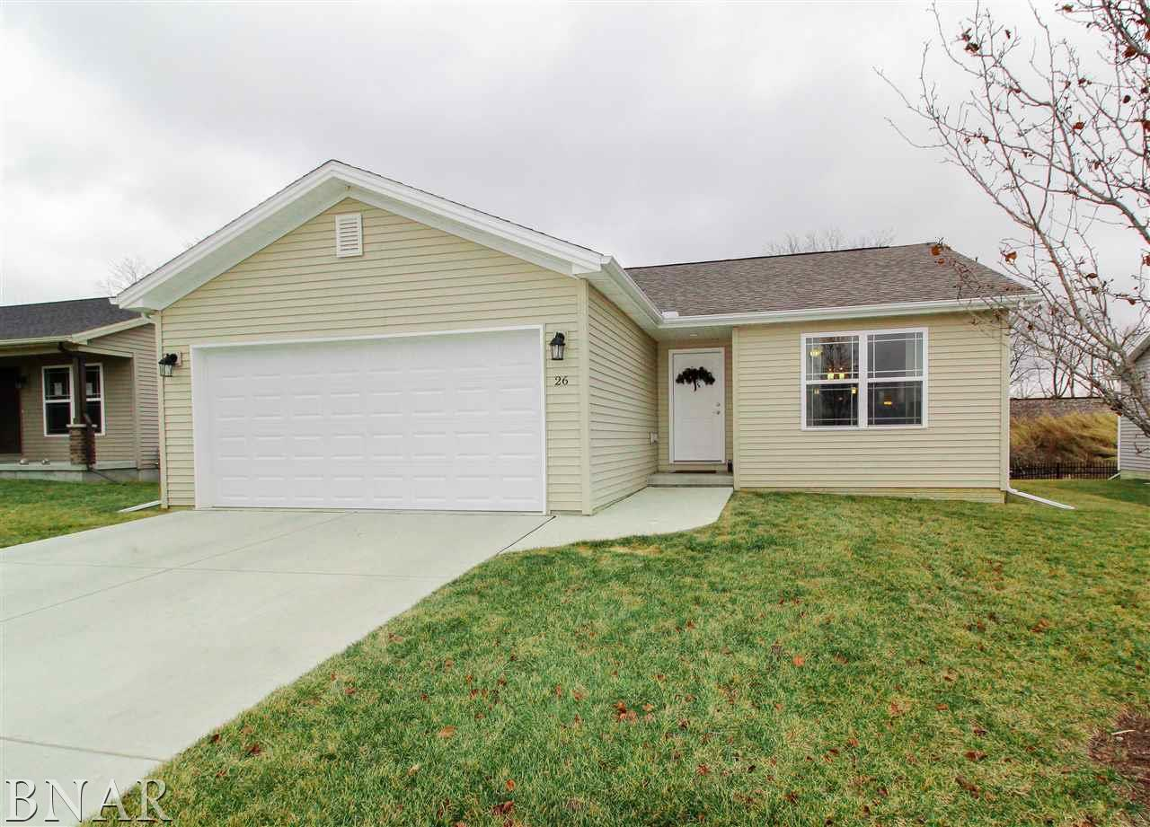 Photo of 26 Winding Way  Bloomington  IL