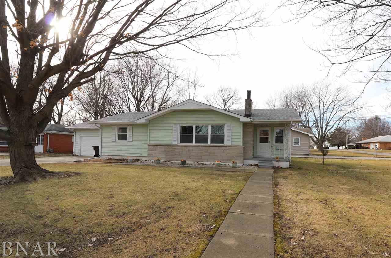 501 S Wilson St, Clinton, IL 61727