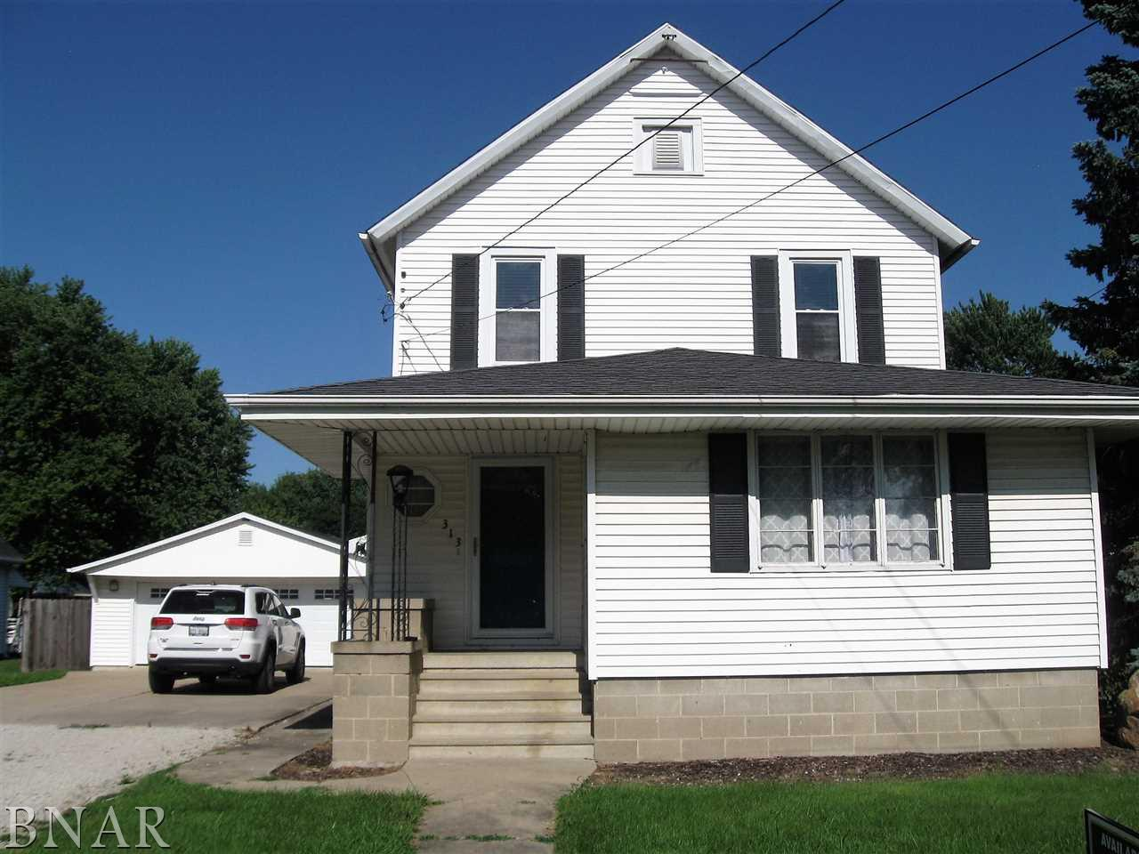 Photo of 313 S Center  Forrest  IL