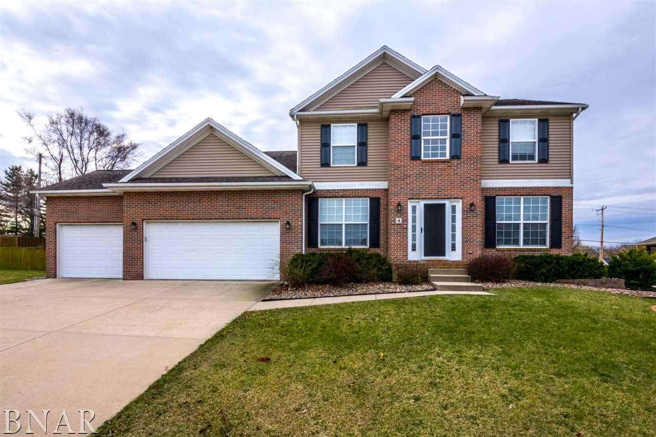 Photo of 4 Willowbend Ct  Bloomington  IL