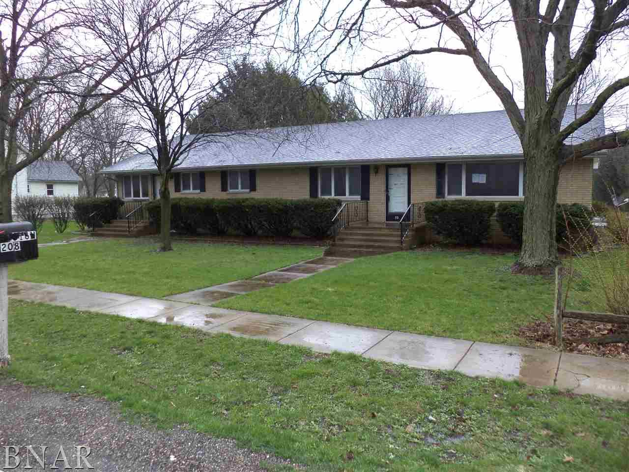 Photo of 213 S Division St  Stanford  IL