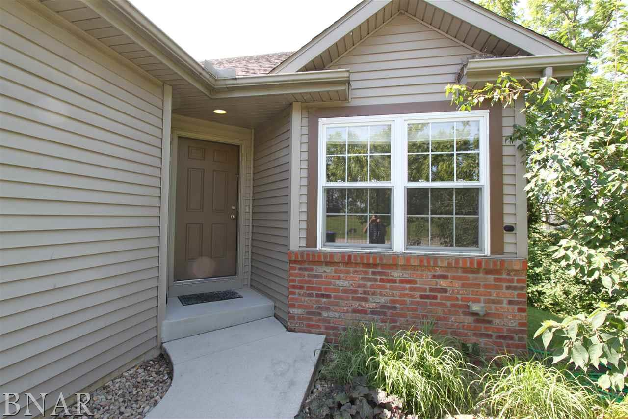 Photo of 2716 Fox Trot Trail  Bloomington  IL