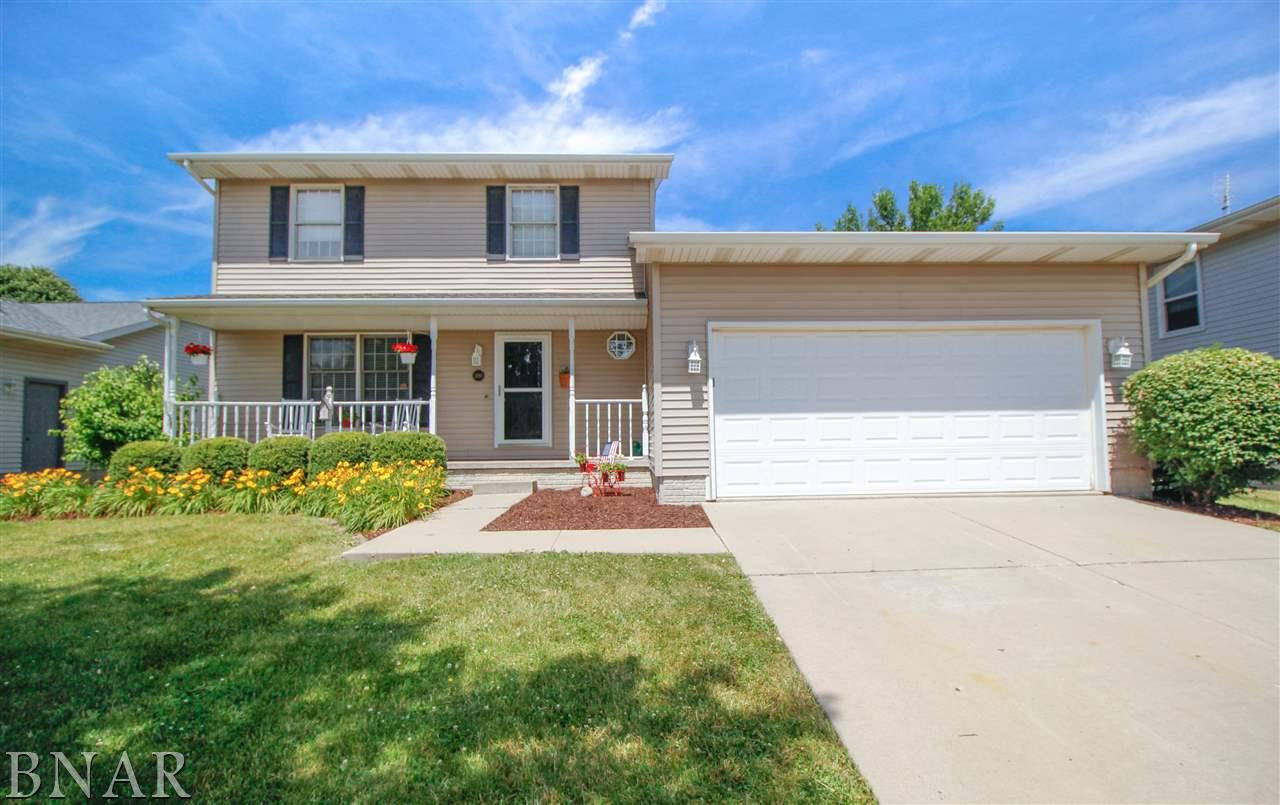 Photo of 2819 Rutherford Drive  Bloomington  IL