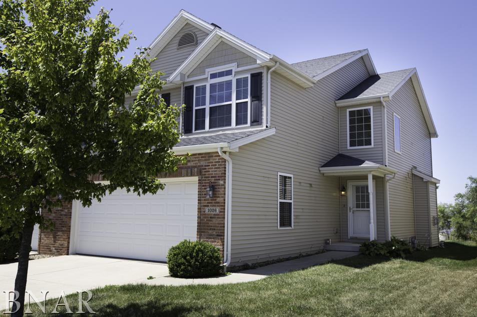 Photo of 1026 Homestead Drive  Bloomington  IL