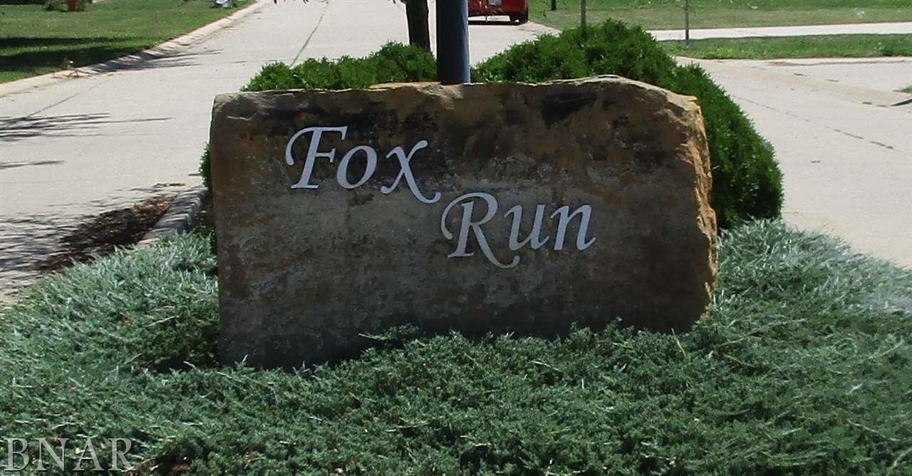 Lot #13 Fox Run Court LeRoy, IL 61752