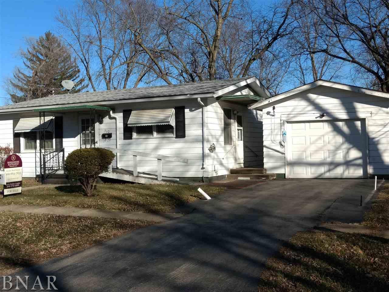 310 George Street Clinton, IL 61727