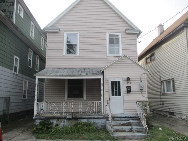 Photo of 232 Barton Street  Buffalo  NY