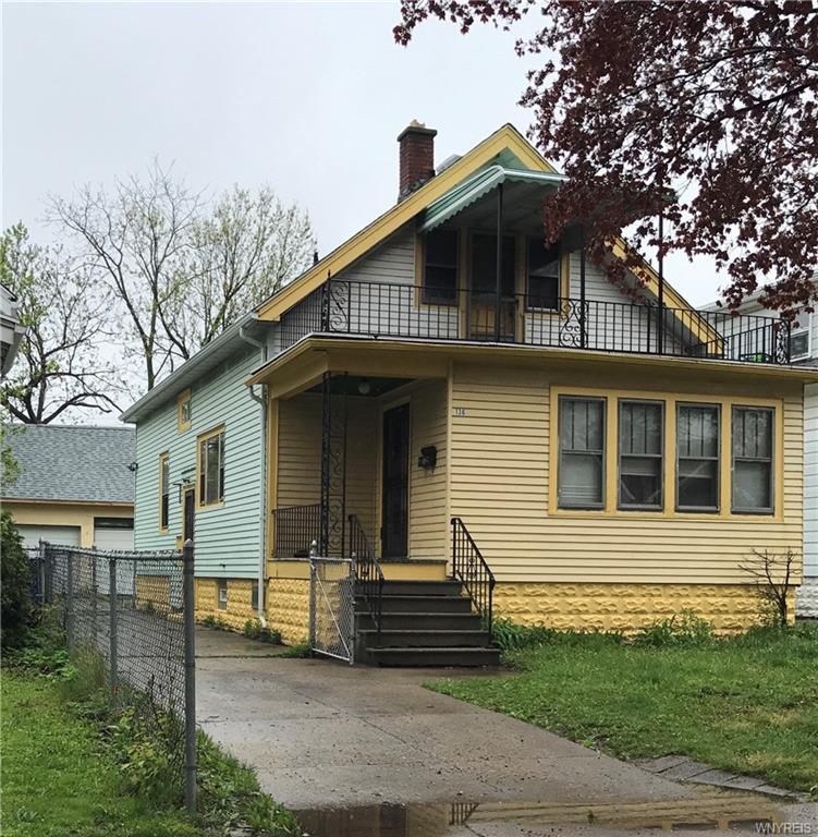 Photo of 136 Wright Avenue  Buffalo  NY