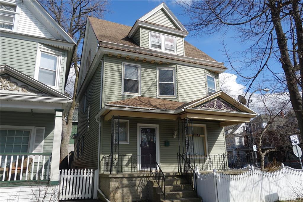 Photo of 387 Baynes Street  Buffalo  NY