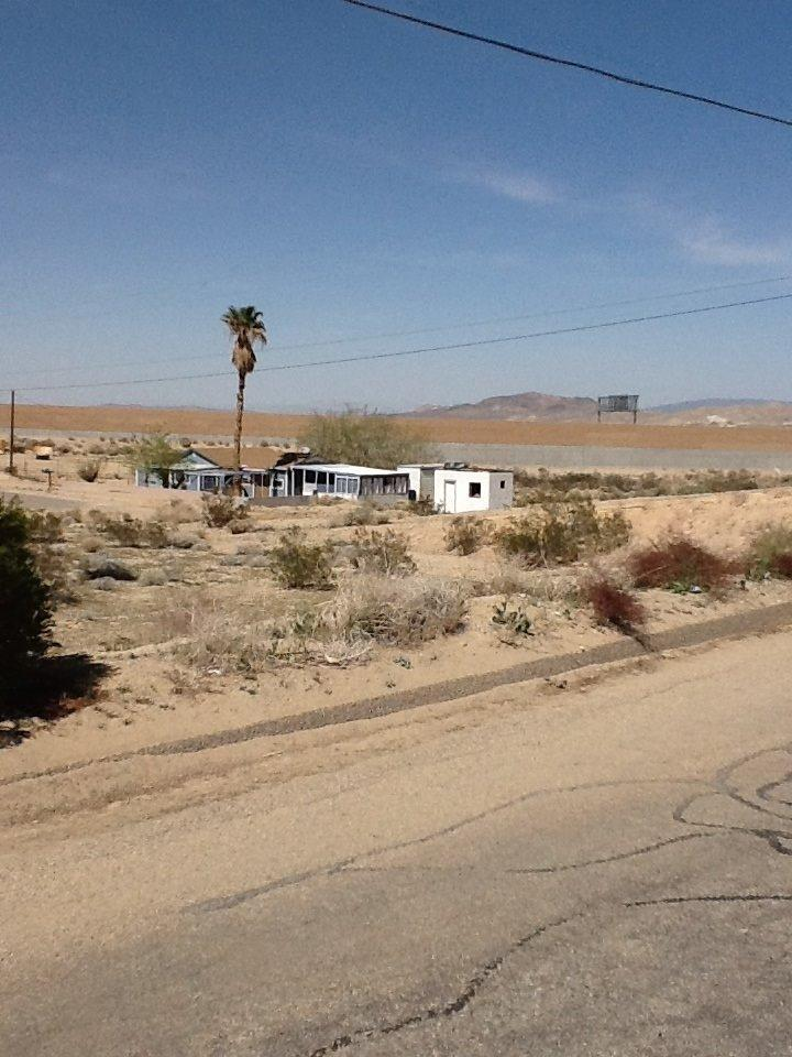 2.5 acres Barstow, CA