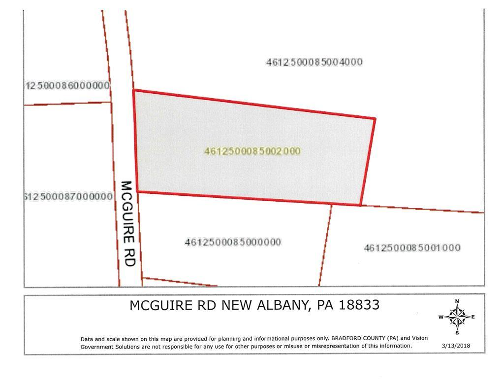 0 McGuire Road New Albany, PA 18833