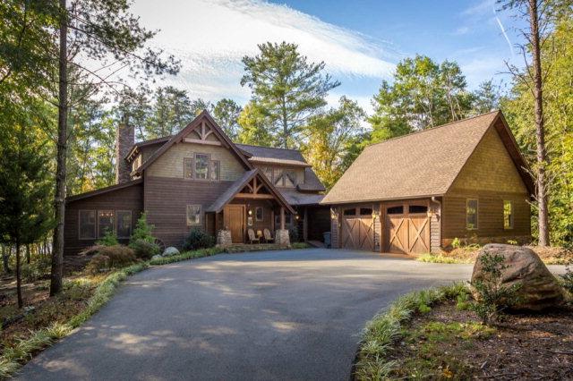 North Carolina Waterfront Property in Lake James Marion McDowell