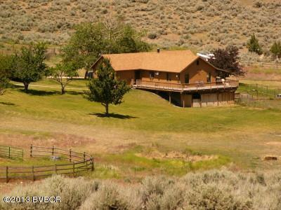 200 acres in Stevensville, Montana