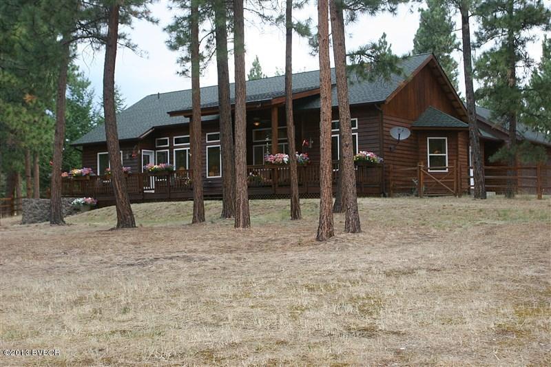 3.95 acres Darby, MT