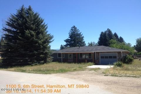 1100 S 6th St, Hamilton, MT 59840