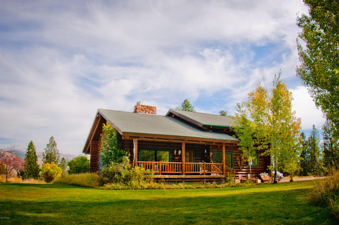 46.9 acres Darby, MT