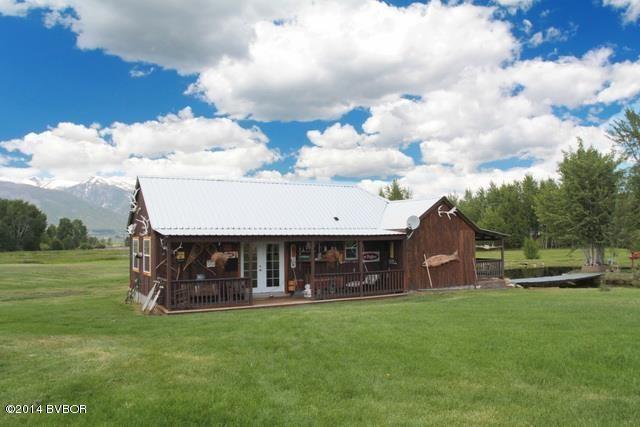 440 N Burnt Fork Rd, Stevensville, MT 59870