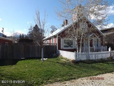 107 S Marshall St, Darby, MT 59829