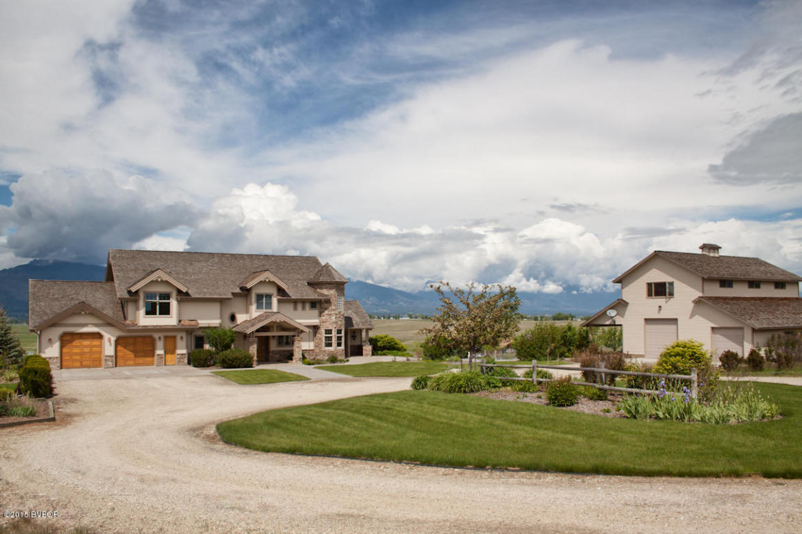 15.09 acres Corvallis, MT