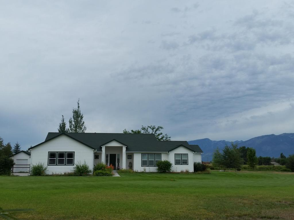 1161 Weeping Willow Way, Corvallis, MT 59828