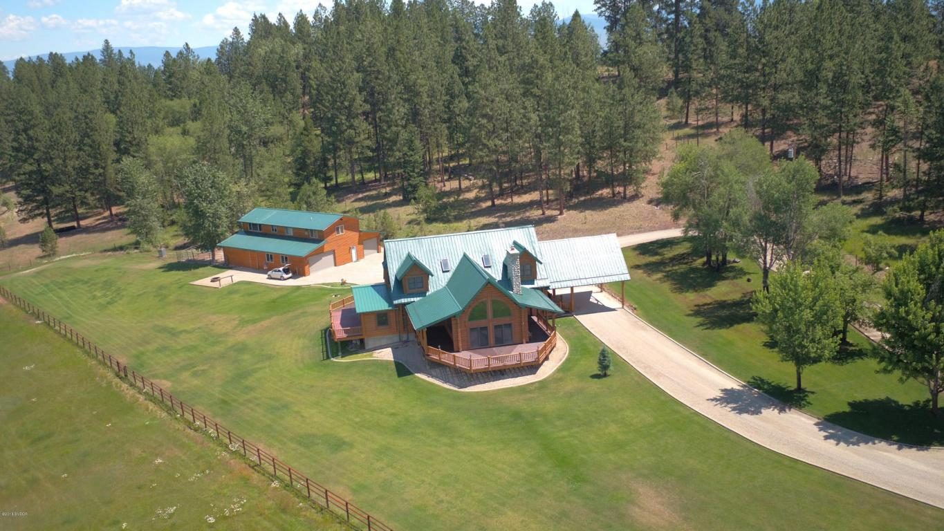 2250 Red Crow Rd, Victor, MT 59875