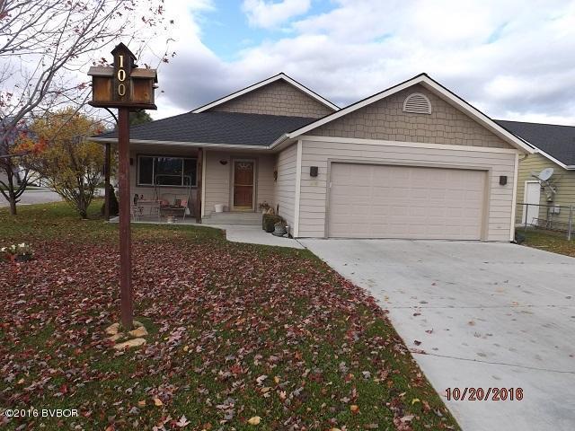 100 Oakwood Ct, Hamilton, MT 59840