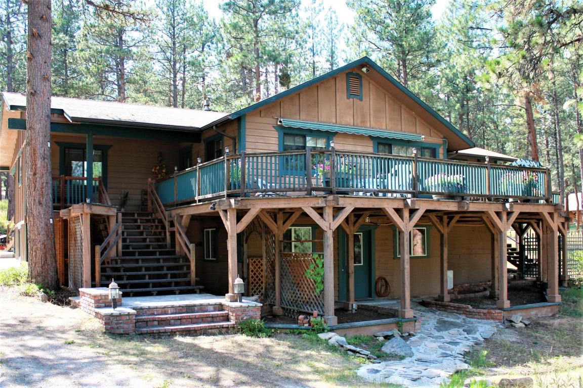 497  Whispering Pines Rd Hamilton, MT 59840