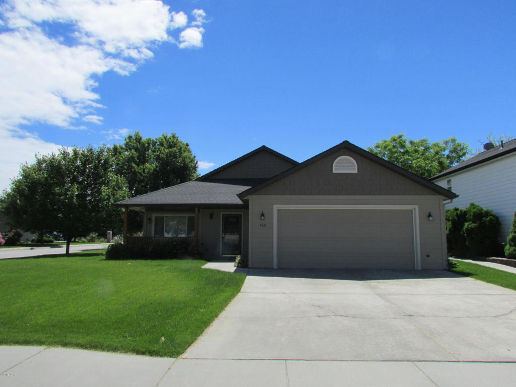 Single Story property for sale at 160 Meadow DR, Hamilton Montana 59840